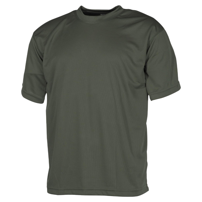 MFH T-Shirt Tactical oliv