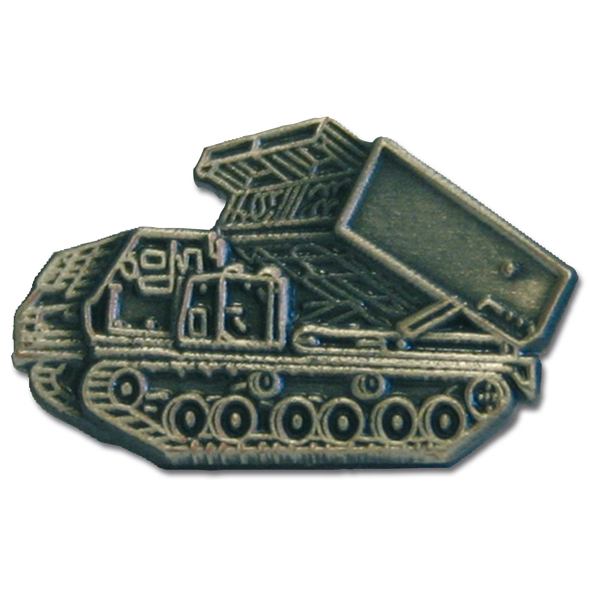 Pin Mini Metall MARS