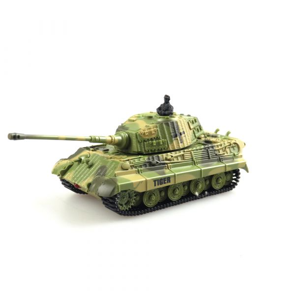 Amewi RC Panzer Königstiger 27 Hz grün