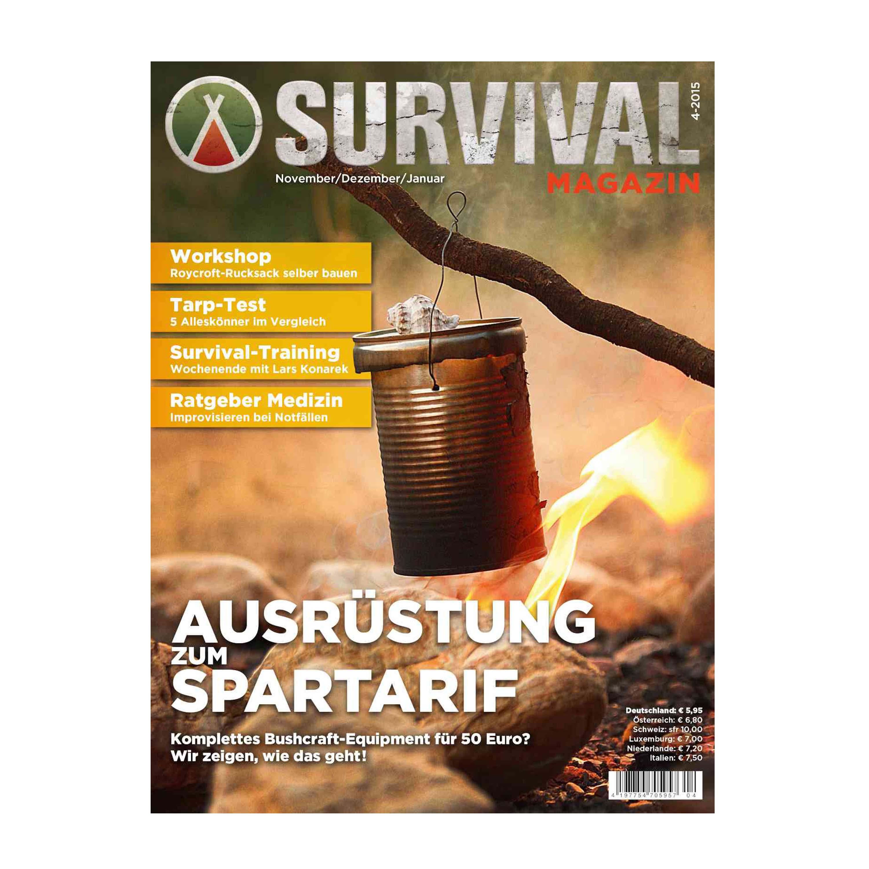 Survival Magazin 04/2015
