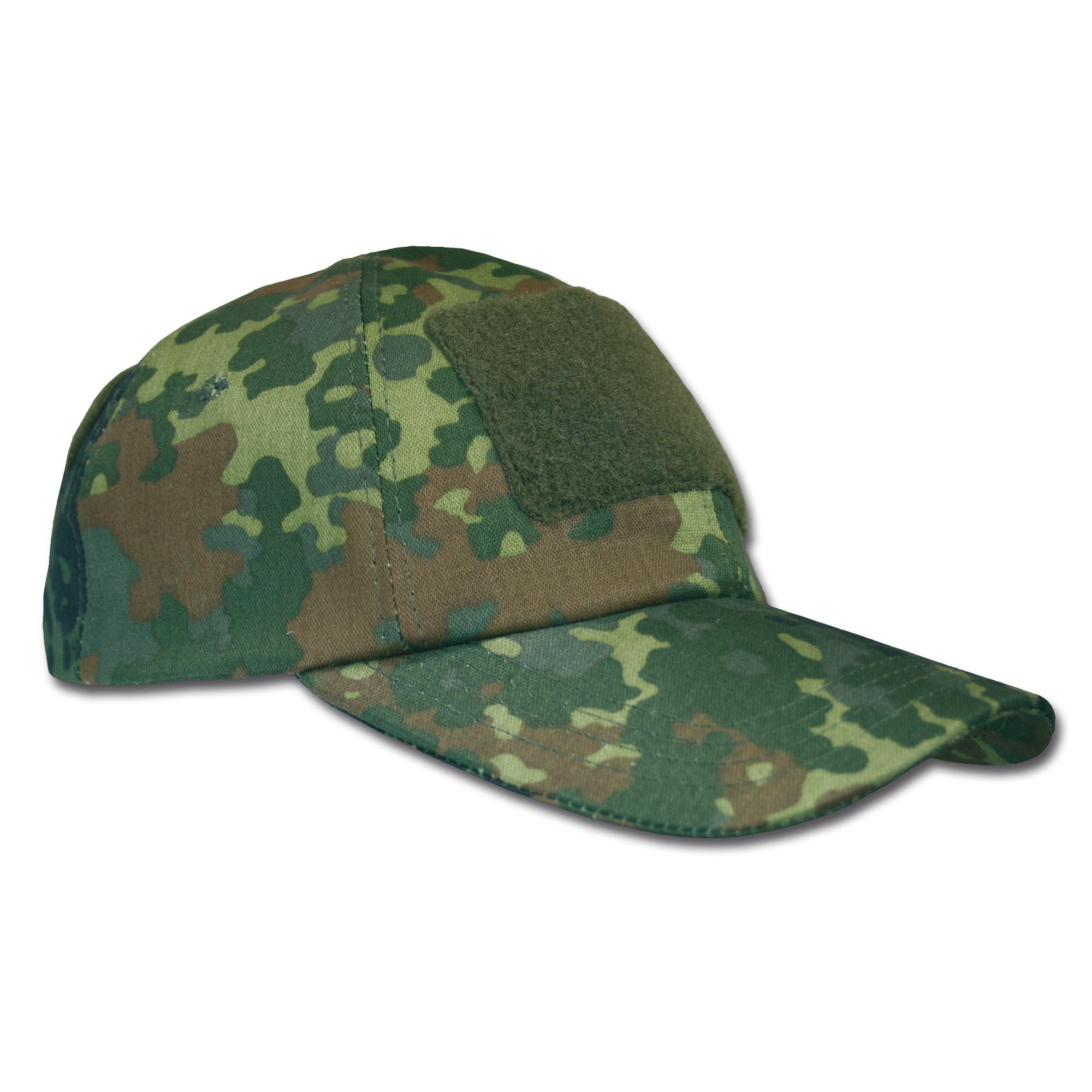 Baseballcap flecktarn Tactical