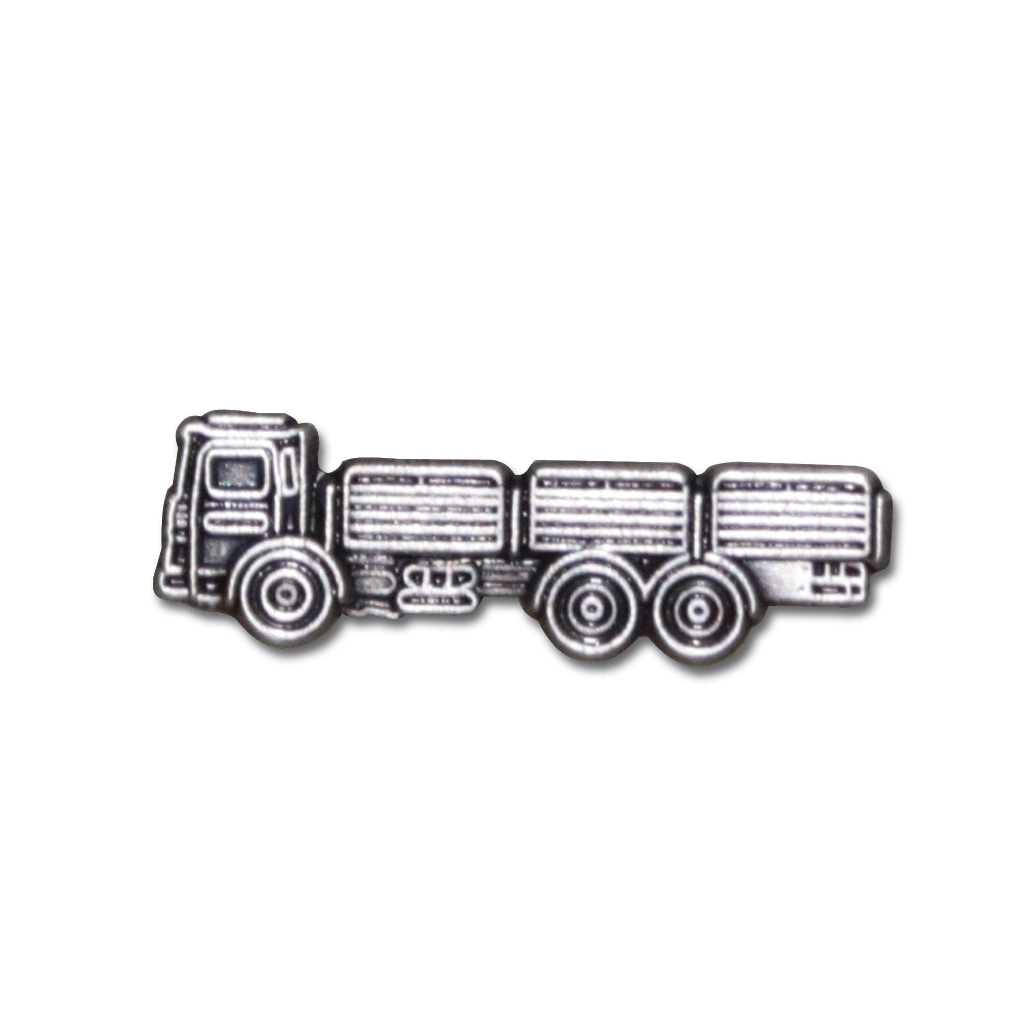 Pin Mini Metall LKW 7-Tonner
