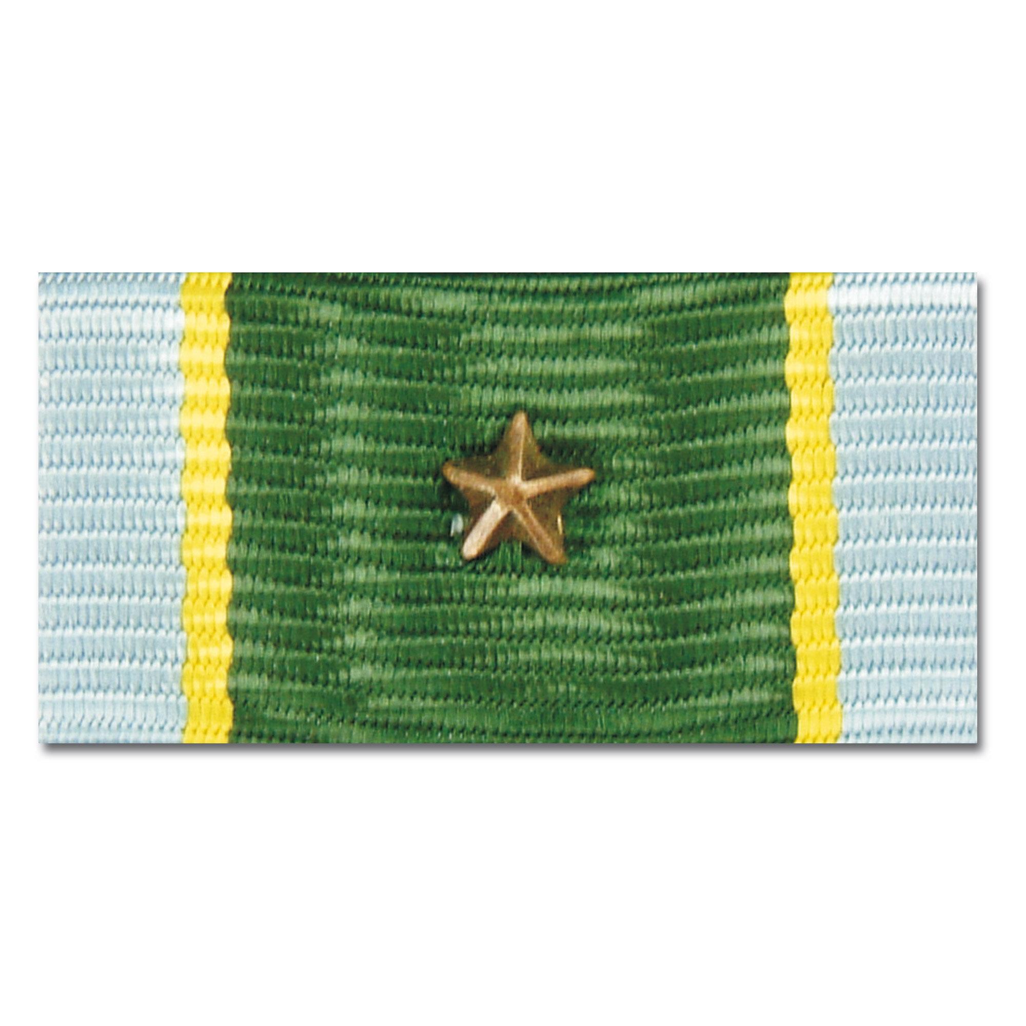 Ordensspange Schießauszeichnung US bronze