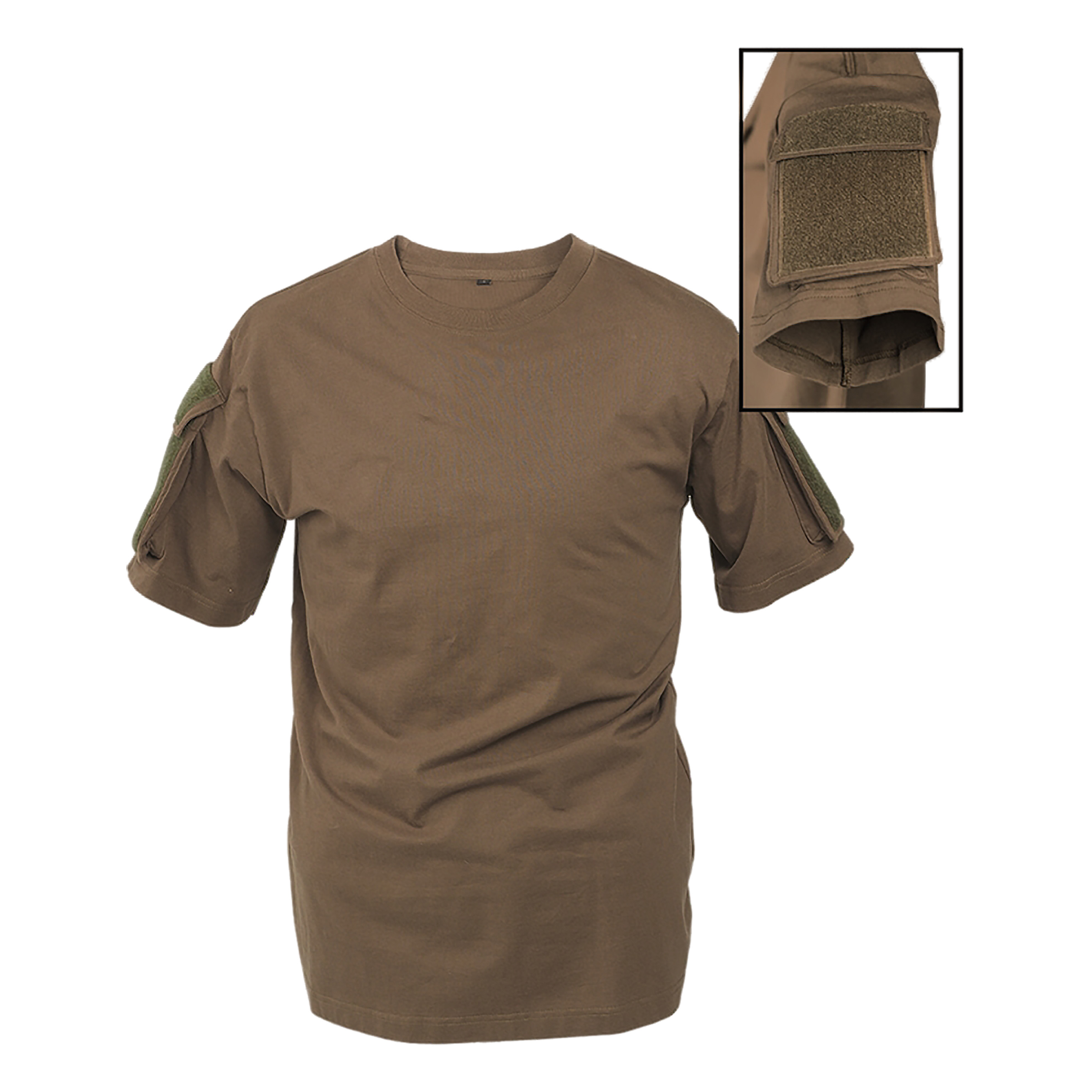 Mil-Tec T-Shirt Tactical oliv