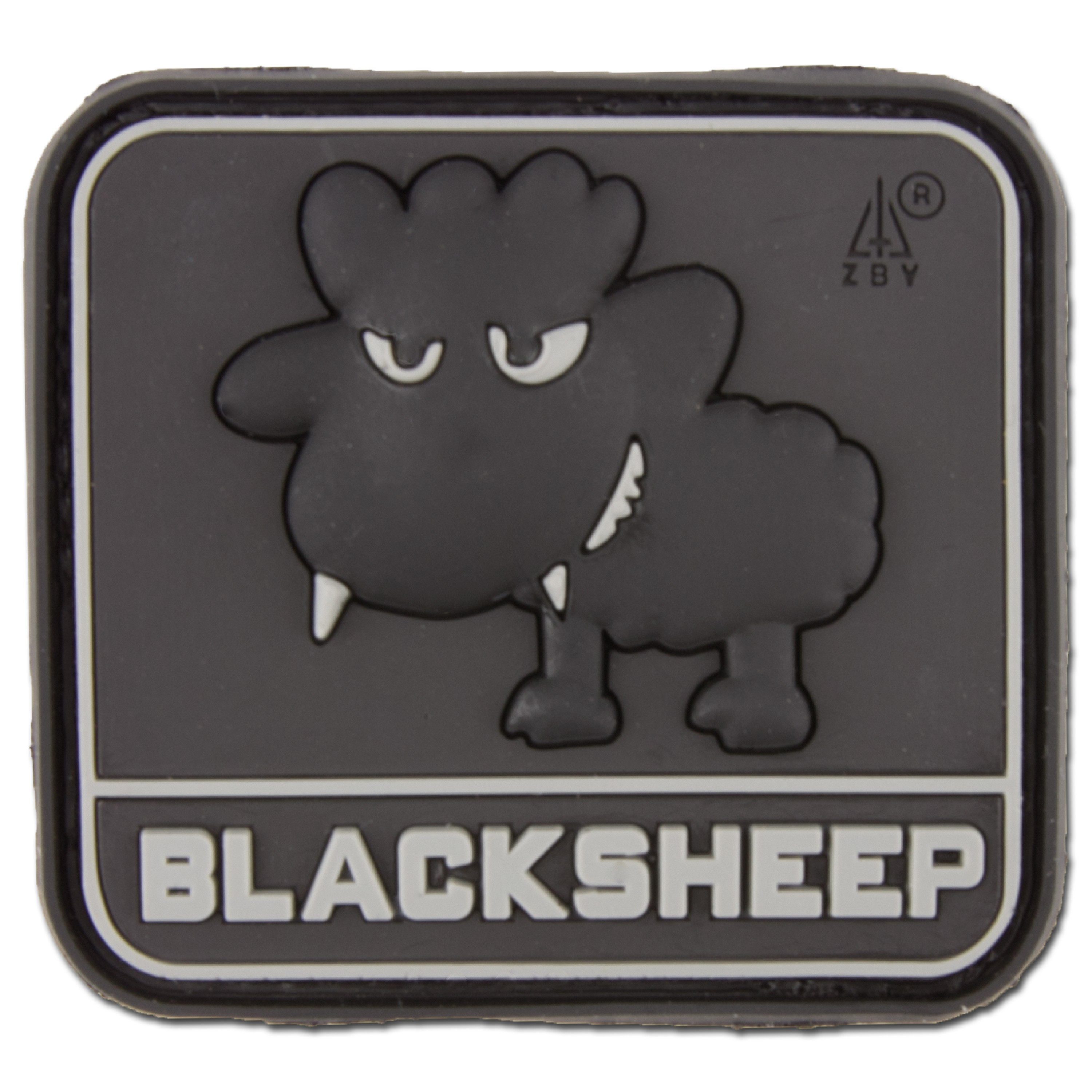 3D-Patch BlackSheep swat small