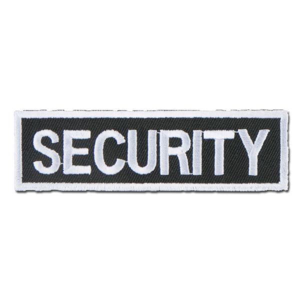 Abzeichen SECURITY klein