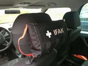 IFAK befüllt