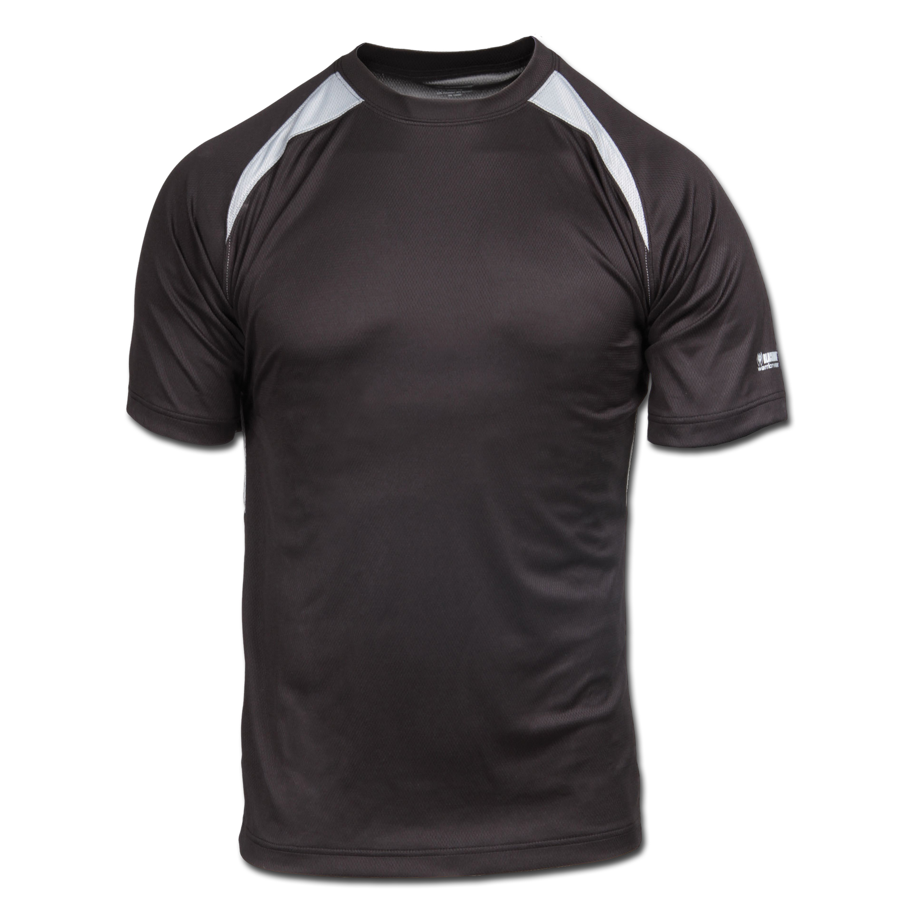 Blackhawk Athletic Crew Shirt schwarz