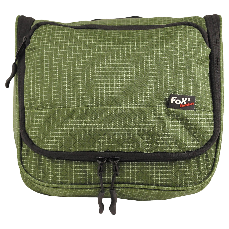 Fox Outdoor Waschzeugtasche oliv