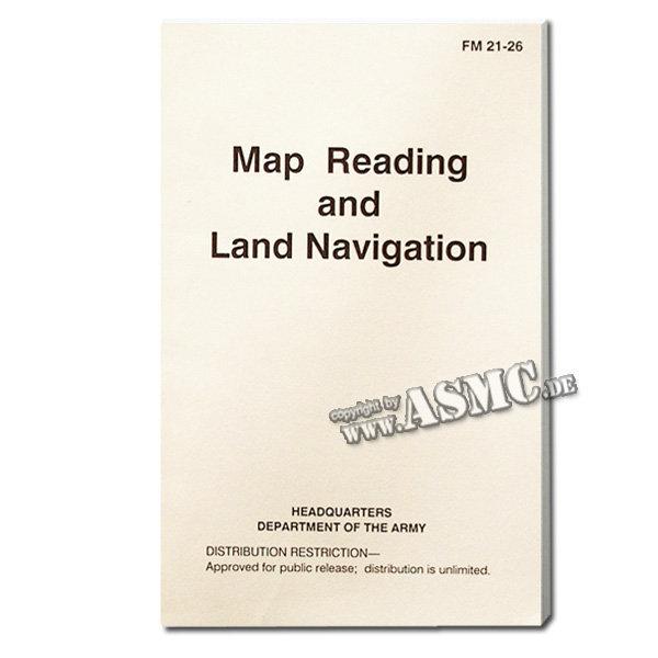 Buch Map Reading & Land Navigation