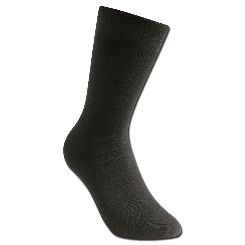 Woolpower Socken Liner Classic schwarz