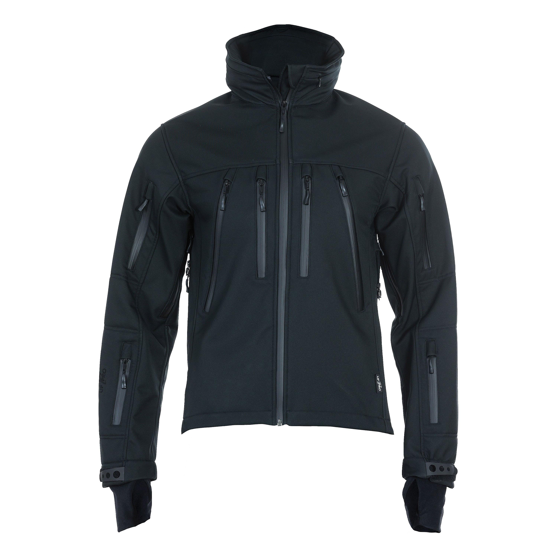 UF Pro Softshell Jacke Delta Eagle schwarz
