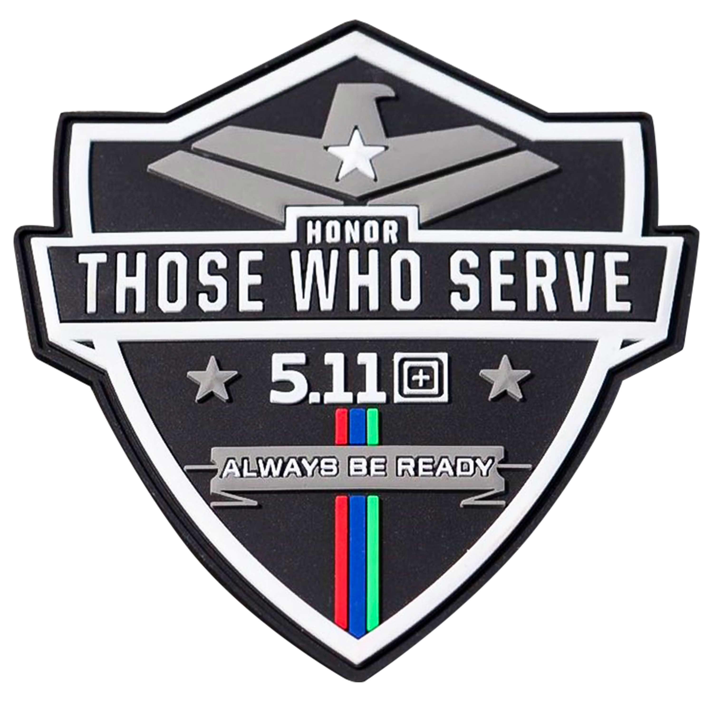 5.11 PVC Patch Honor those who serve
