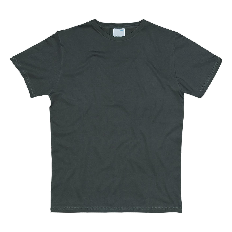 T-Shirt Vintage Industries Marlow hellgrau