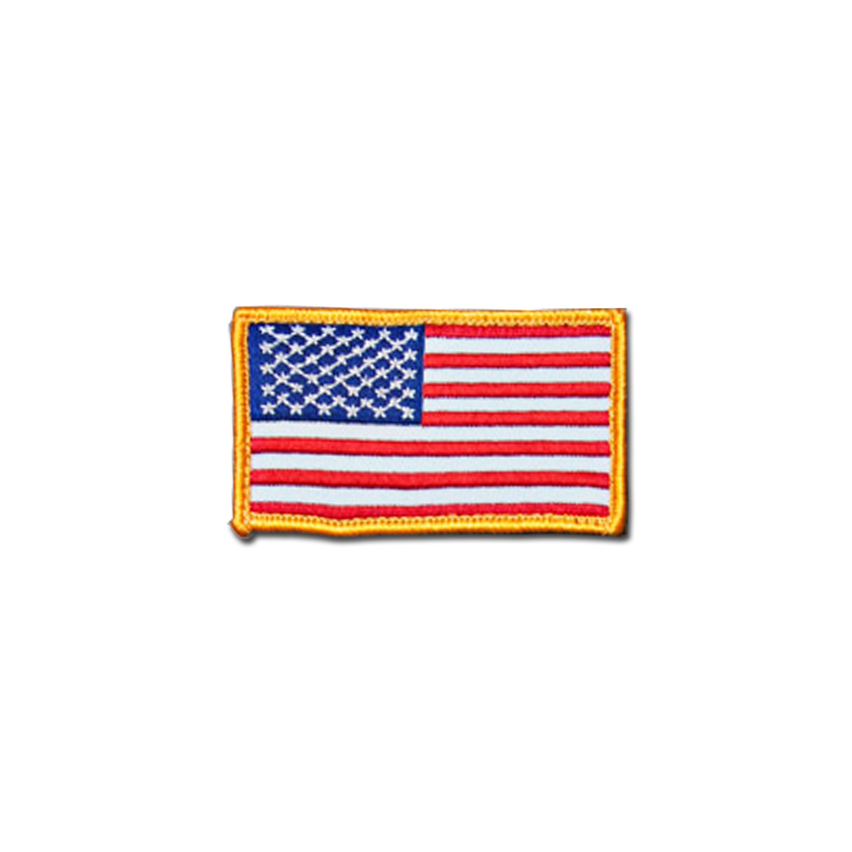 MilSpecMonkey Patch US Flag full color