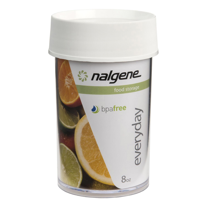 Nalgene Dose Polycarbonat 250 ml weiß