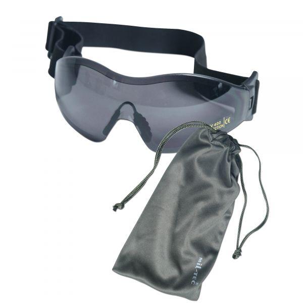 Schutzbrille Commando Para smoke
