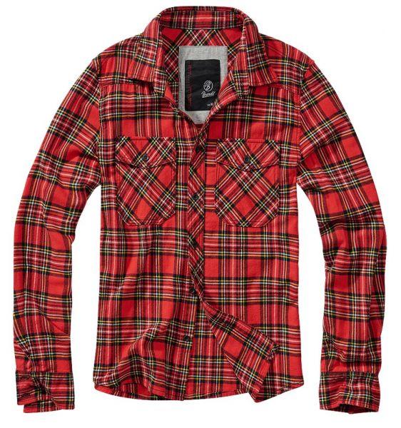 Brandit Checkshirt tartan