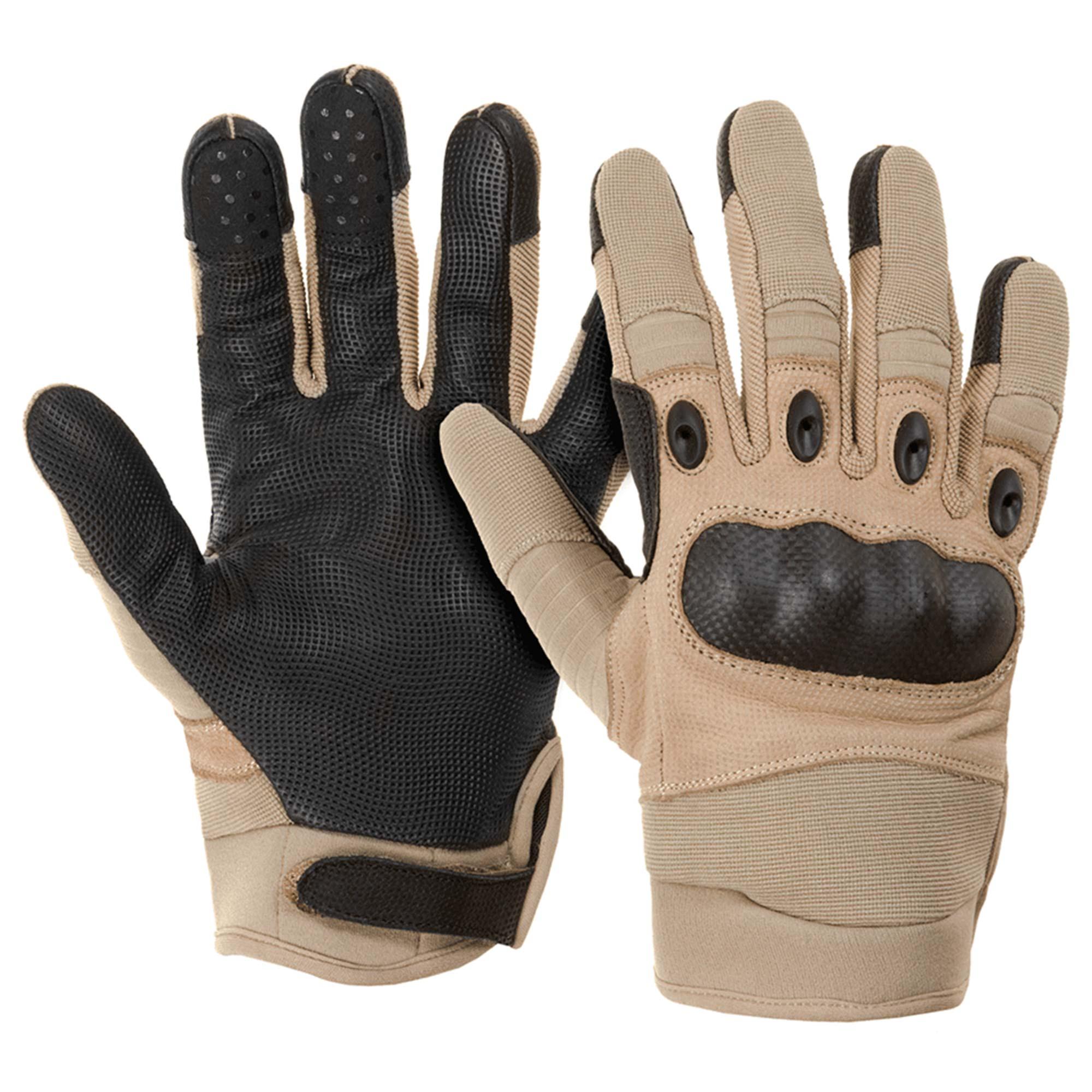 Invader Gear Handschuhe Assault Gloves tan