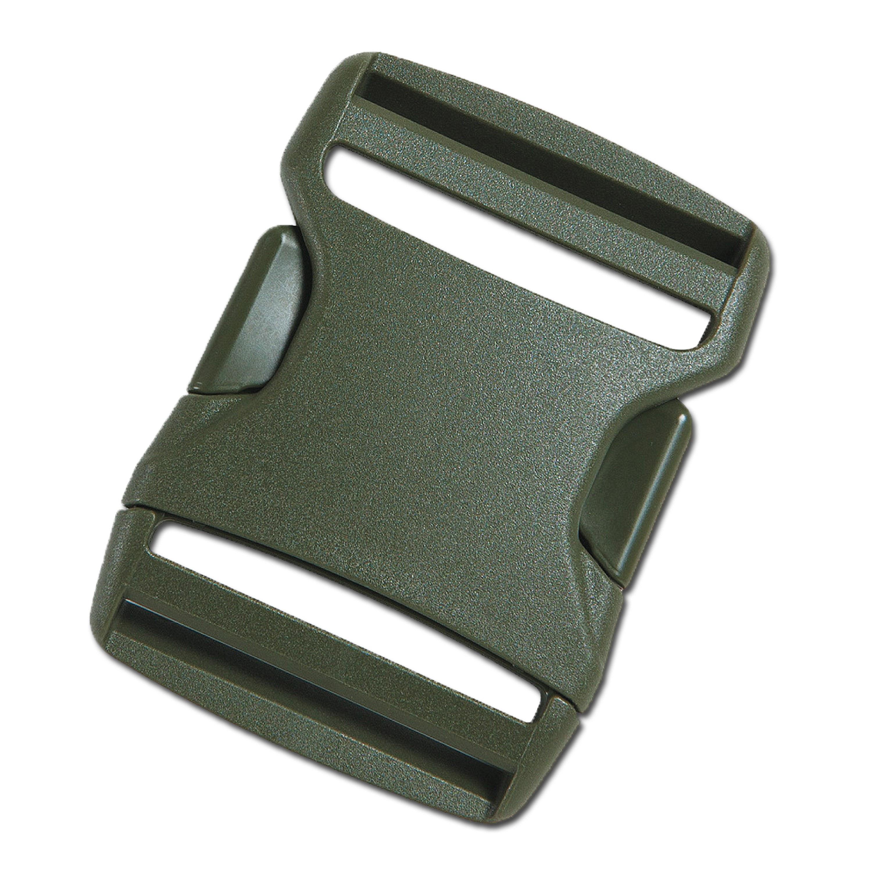 Steckschnalle TT oliv II 50 mm
