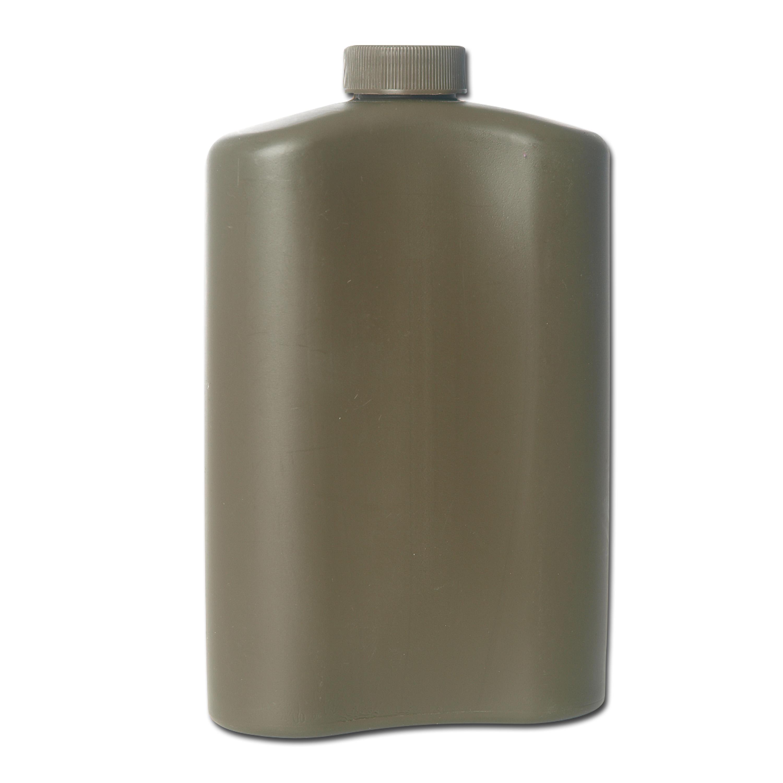 US Piloten-Taschenflasche oliv