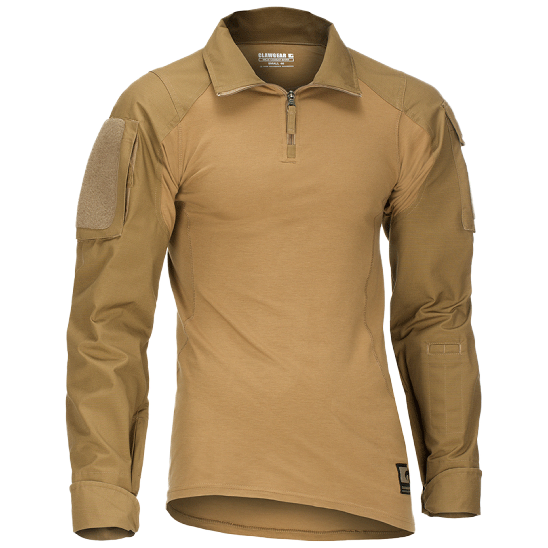 ClawGear Combat Shirt MK III coyote