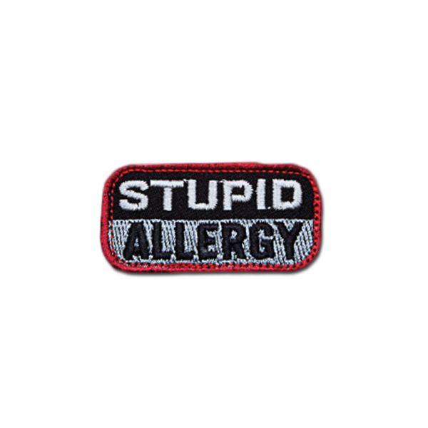 MilSpecMonkey Patch Stupid Allergie swat