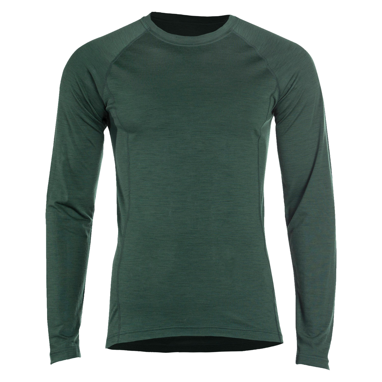 UF Pro Merino Shirt Langarm oliv