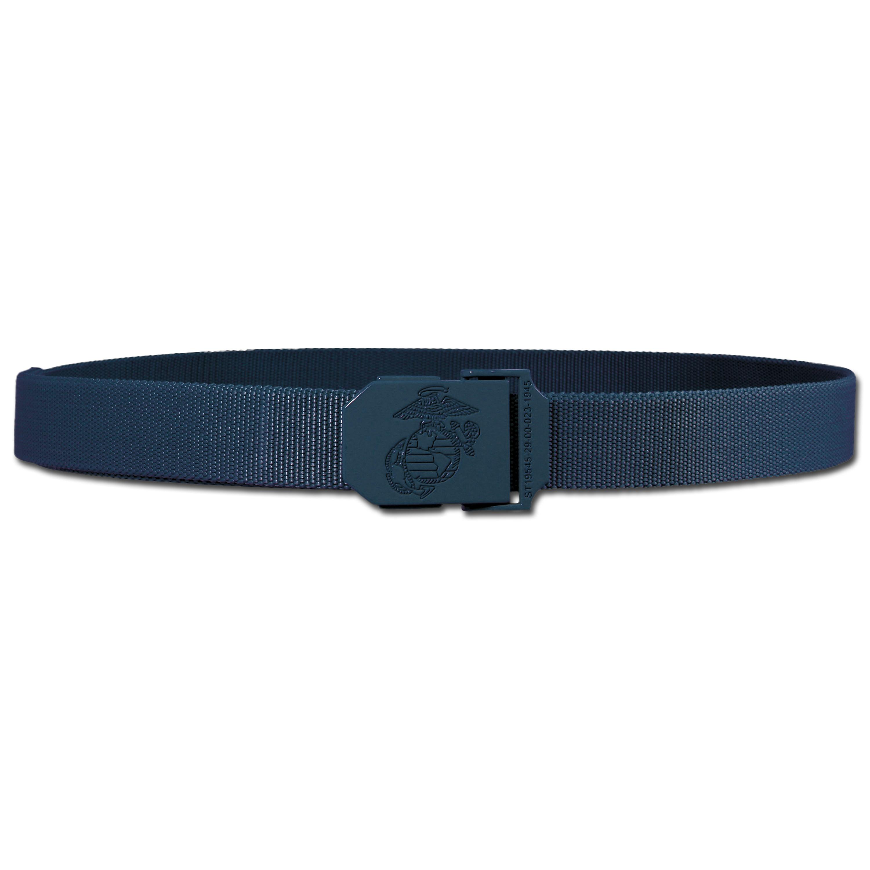 USMC Gürtel dunkelblau