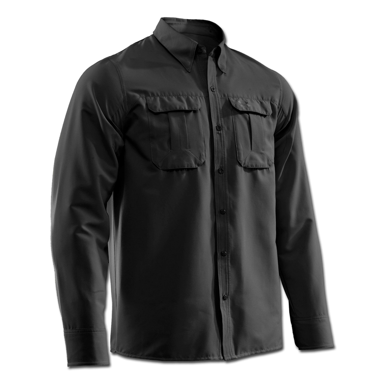 Hemd Under Armour Speed Shirt Allseasons schwarz