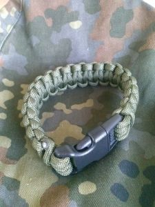 Paracord, Oliv