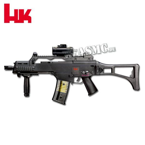 Gewehr Softair Heckler&Koch G36 C