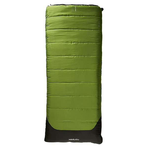 Nordisk Schlafsack Hjalmar -2 L schwarz grün