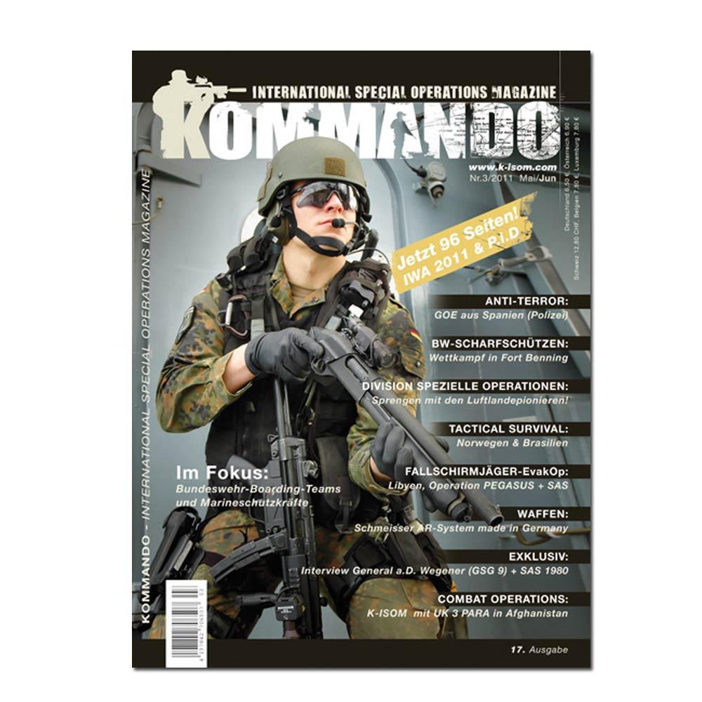 Kommando Magazin K-ISOM Ausgabe: 17