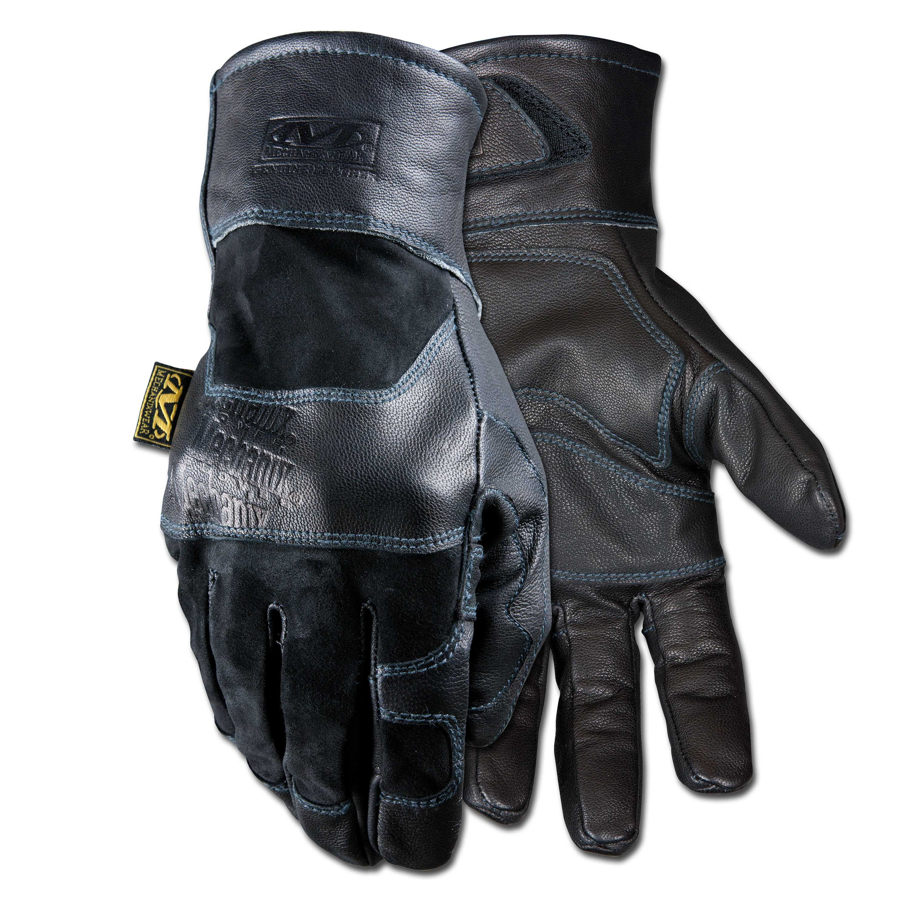 Handschuh Mechanix All Leather Gauntlet covert