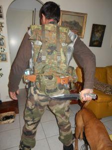 Gilet Tactical Load Bearing