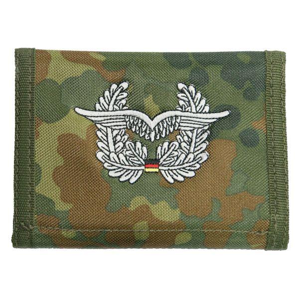 Portemonnaie Luftwaffe flecktarn