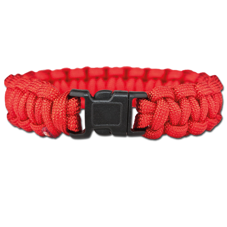 Survival Paracord Bracelet rot