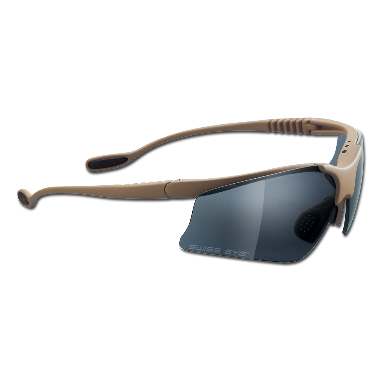Sportbrille Swiss Eye Stingray M/P coyote