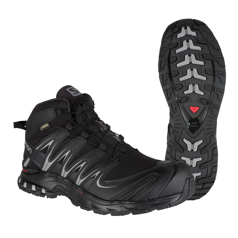 Schuhe Salomon XA PRO MID GTX® schwarz