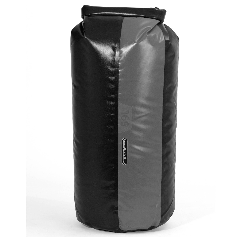 Ortlieb Packsack Dry-Bag PD350 59 Liter grau schwarz