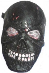 Maske mit kleinen Veränderungen