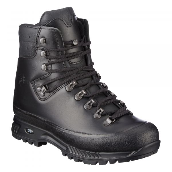 Hanwag Stiefel Yukon schwarz