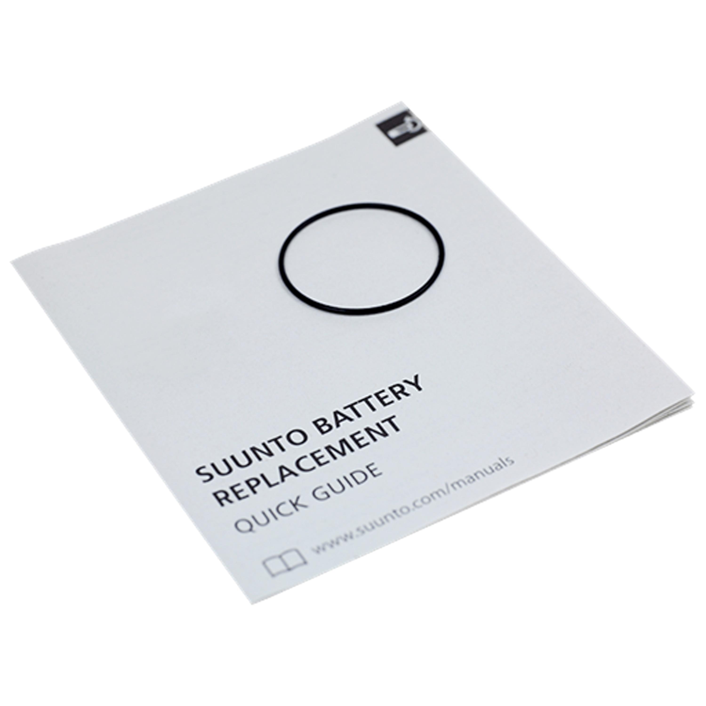 Suunto Core Essential Service Kit