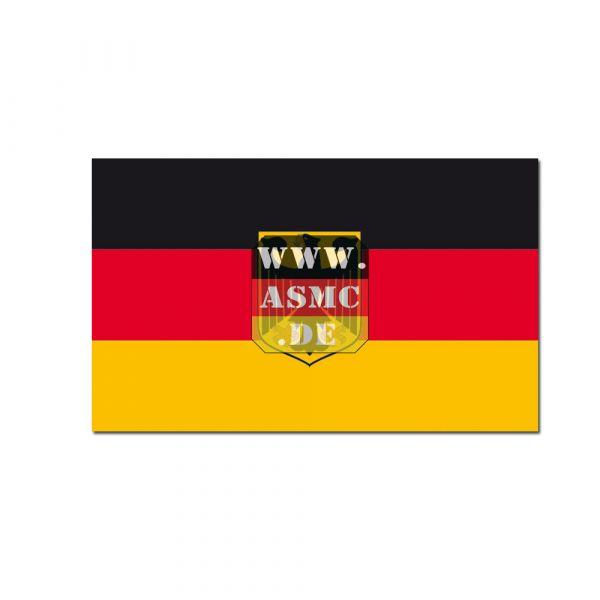 Flagge Deutschland mit Adler XXL