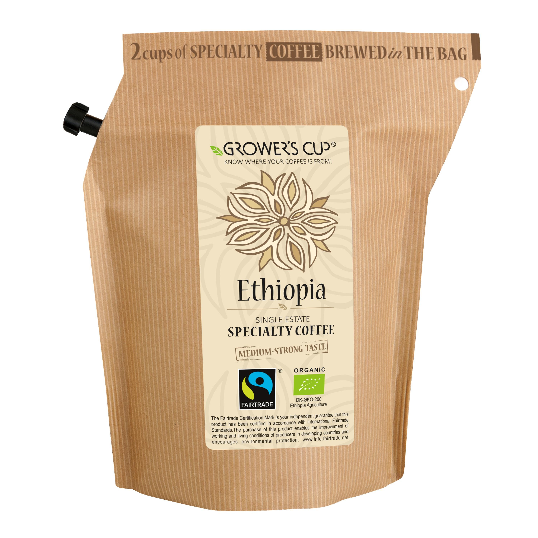 Growers Cup Outdoorkaffee Ethiopia