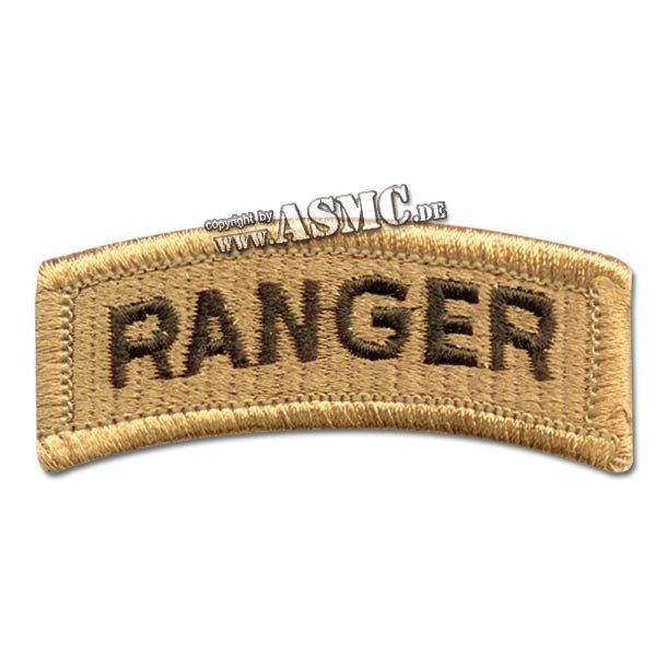 Armabzeichen Ranger desert