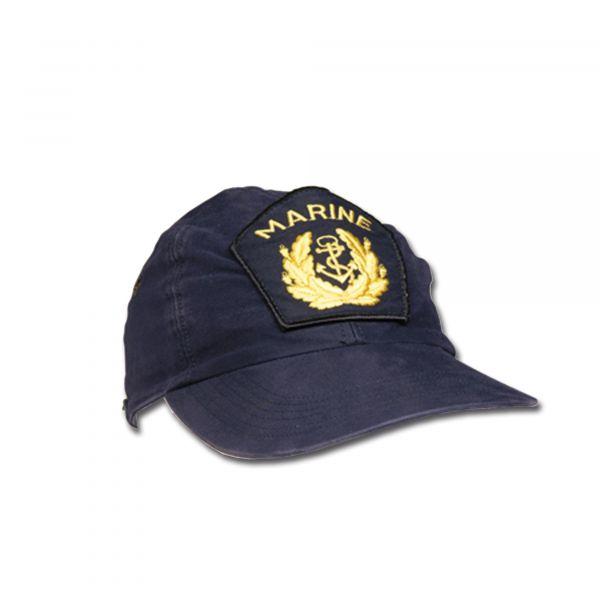 BW Bordmütze blau gebraucht
