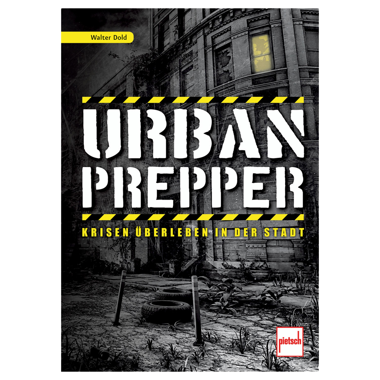 Buch Urban Prepper - Krisen überleben in der Stadt