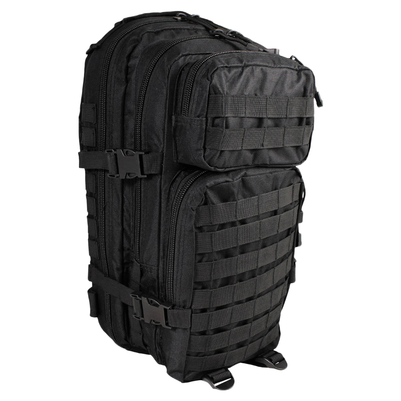 MFH Rucksack US Assault I Basic schwarz